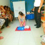 Curso de primeiros socorros para escolas