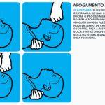 Primeiros socorros em crianças (Afogamento)