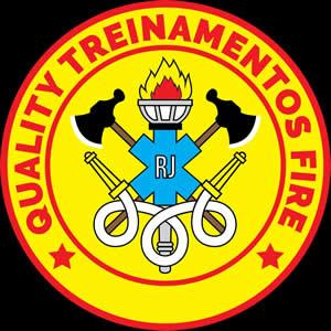 logotipo quality fire treinamentos
